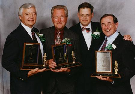 Rick, Tom, Steve & Irv, 1998