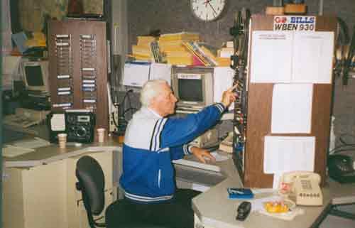 Ed in the Newsroom
