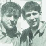 Fred Klestine and Jeff Kaye