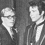 WKBW's Rod Roddy and Herb Alpert