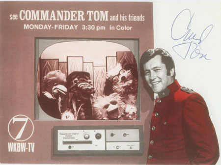 Commander Tom - And The Rap Goes On